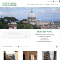 studiosanpietro sito wordpress