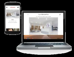 e-Commerce La Borsetta: laborsetta.it